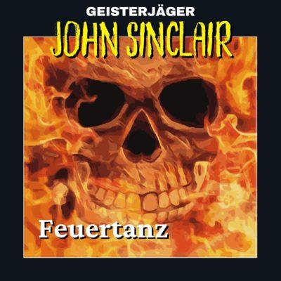John Sinclair – Feuertanz