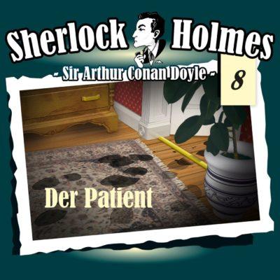 Sherlock Holmes (08) – Der Patient