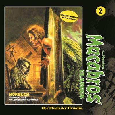Macabros Classics (02) – Der Fluch der Druidin