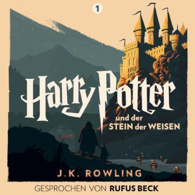 J.K. Rowling – Harry Potter und der Stein der Weisen