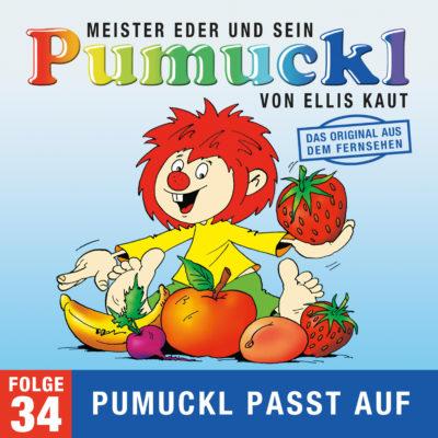 Meister Eder und sein Pumuckl (34) – Pumuckl passt auf