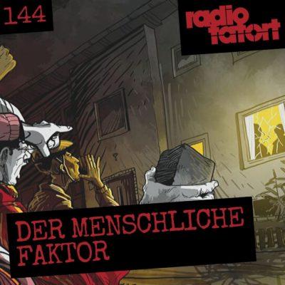 ARD Radio-Tatort (144) – Der menschliche Faktor