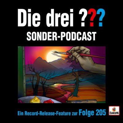 Die drei ??? (205) – Das rätselhafte Erbe | Record-Release-Feature