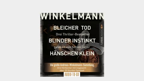 Weltbild: 3 Thriller von Andreas Winkelmann für nur 13,99 Euro