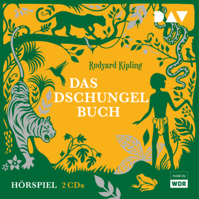 Rudyard Kipling – Das Dschungelbuch | WDR Hörspiel