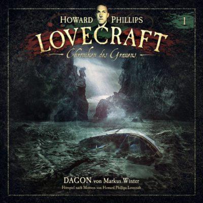 LOVECRAFT – Chroniken des Grauens (01): Dagon