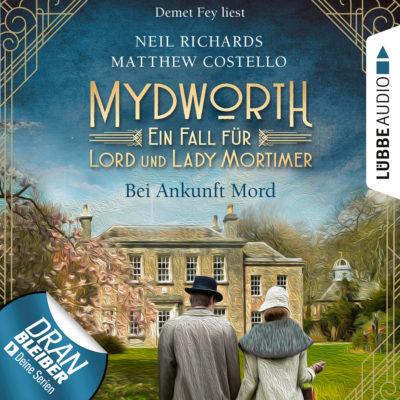 Mydworth (01) – Bei Ankunft Mord
