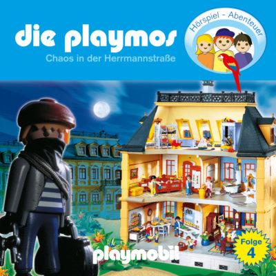 Die Playmos (04) – Chaos in der Herrmannstrasse