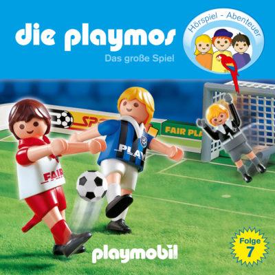 Die Playmos (07) – Das große Spiel