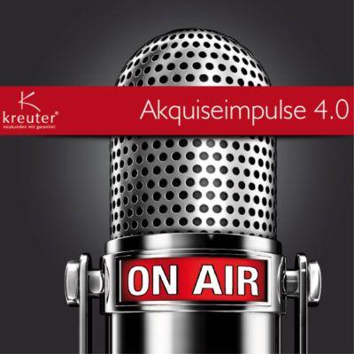 Dirk Kreuter – Akquiseimpulse 4.0