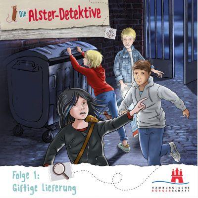 Die Alster-Detektive (01) – Giftige Lieferung