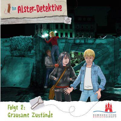 Die Alster-Detektive (02) – Grausame Zustände