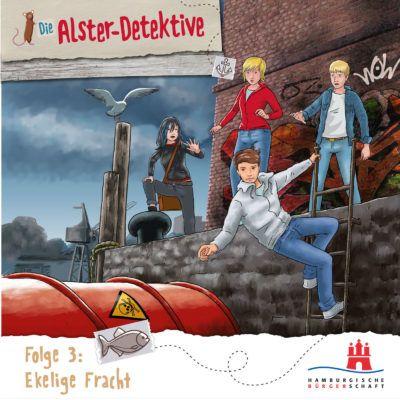 Die Alster-Detektive (03) – Ekelige Fracht