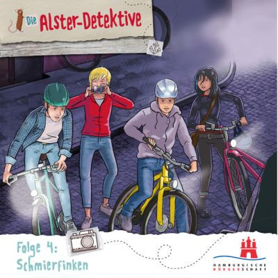 Die Alster-Detektive (04) – Schmierfinken