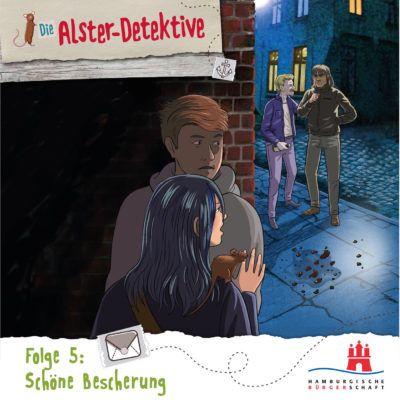 Die Alster-Detektive (05) – Schöne Bescherung