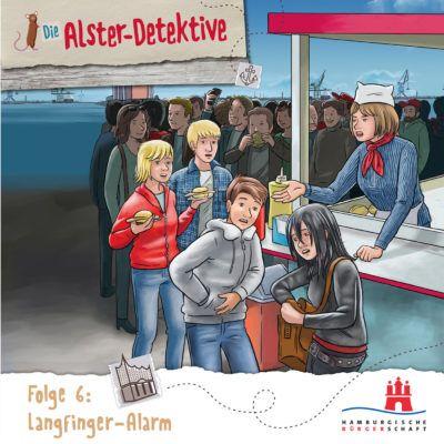 Die Alster-Detektive (06) – Langfinger-Alarm