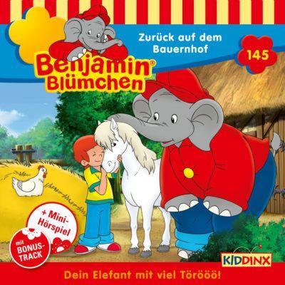 Benjamin Blümchen (145) – Zurück auf dem Bauernhof