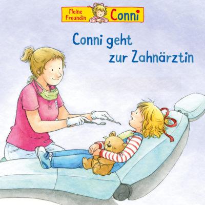 Meine Freundin Conni – Conni geht zur Zahnärztin