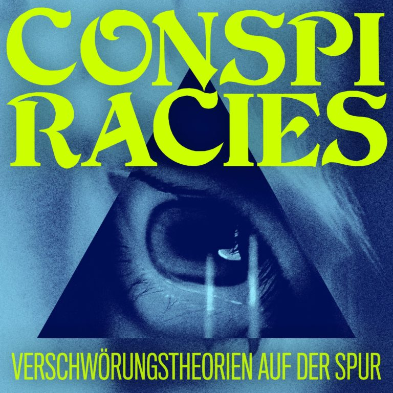 Conspiracies | Ein Podimo True-Crime-Podcast
