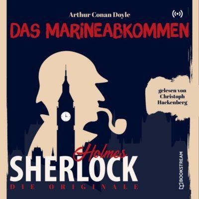 Sherlock Holmes Klassiker (22) – Das Marineabkommen