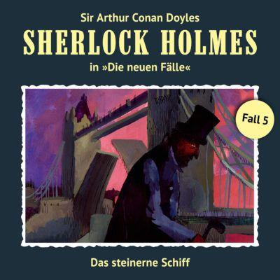 Sherlock Holmes: Die neuen Fälle (05) – Das steinerne Schiff