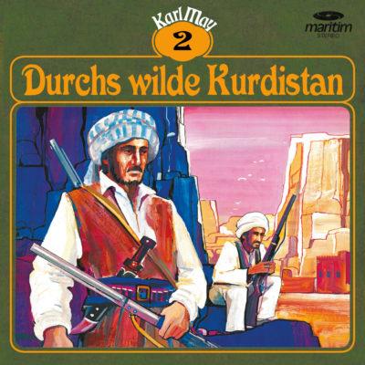 Karl May (02) – Durchs wilde Kurdistan