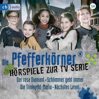 Die Pfefferkörner – Hörspiele zur TV Serie (Staffel 14)