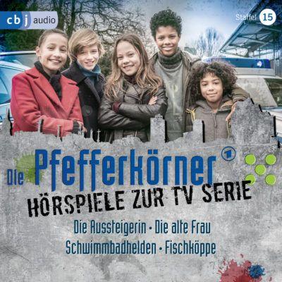 Die Pfefferkörner – Hörspiele zur TV Serie (Staffel 15)