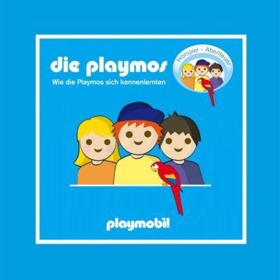 Die Playmos (00) – Wie die Playmos sich kennen lernten