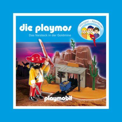 Die Playmos – Das Versteck in der Goldmine