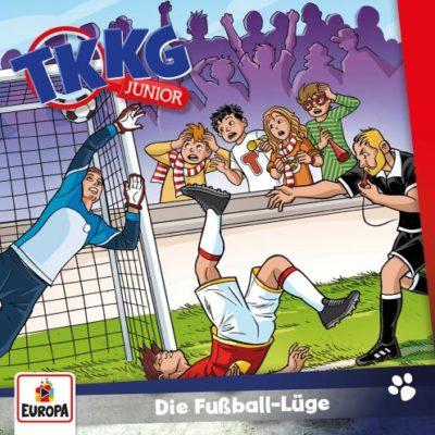 TKKG Junior – Die Fußball-Lüge
