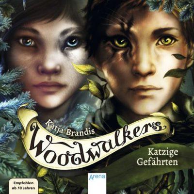 Katja Brandis: Woodwalkers – Katzige Gefährten