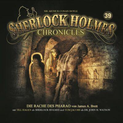Sherlock Holmes Chronicles (39) – Die Rache des Pharao