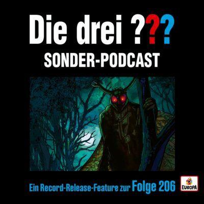 Die drei ??? (206) – und der Mottenmann | Record-Release-Feature
