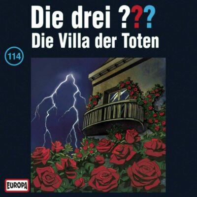 Die drei ??? (114) – Die Villa der Toten