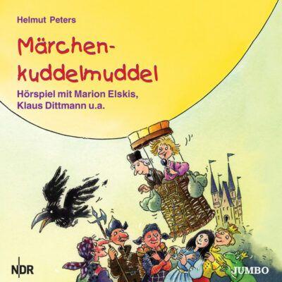 Helmut Peters – Märchenkuddelmuddel. Der böse Wolf braucht Hilfe | Mikado Hörspiel