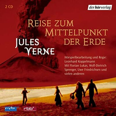 Jules Verne – Reise zum Mittelpunkt der Erde | MDR Hörspiel