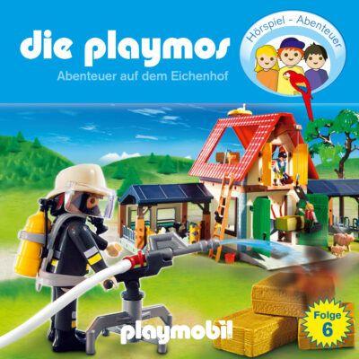 Die Playmos (06) – Abenteuer auf dem Eichenhof