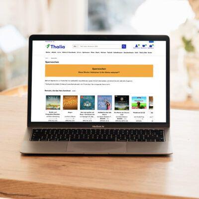 Sparwoche bei Thalia: Über 50 Hörbücher für je nur 4,99 Euro – Das sind die Highlights!