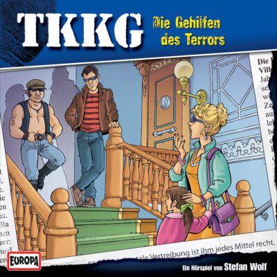 TKKG (128) – Die Gehilfen des Terrors