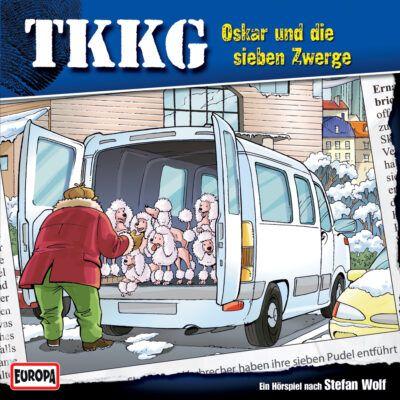 TKKG (157) – Oskar und die sieben Zwerge
