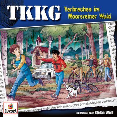 TKKG (215) – Verbrechen im Moorsteiner Wald