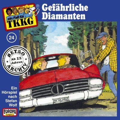 TKKG (024) – Gefährliche Diamanten