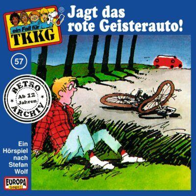 TKKG (057) – Jagt das rote Geisterauto!