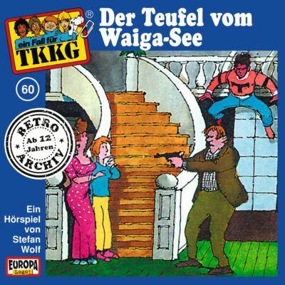 TKKG (060) – Der Teufel vom Waiga-See