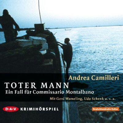 Andrea Camilleri – Toter Mann | Deutschlandfunk Krimi