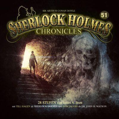 Sherlock Holmes Chronicles (51) – 28 Stufen
