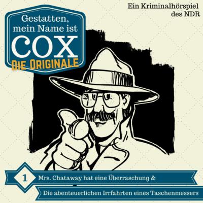Gestatten, mein Name ist Cox – Die Originale (01)