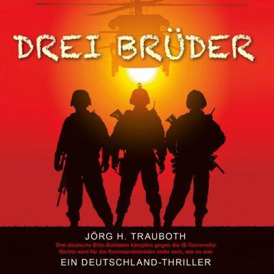 Jörg H. Trauboth – Drei Brüder (Marc Anderson 1)