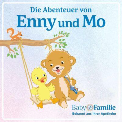 Die Abenteuer von Enny und Mo | Kindergeschichten-Podcast